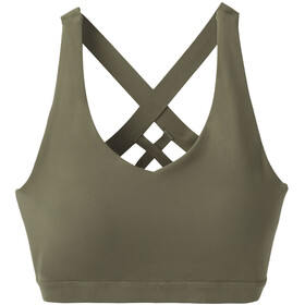 Prana Verana Sports-BH Damer, rye green